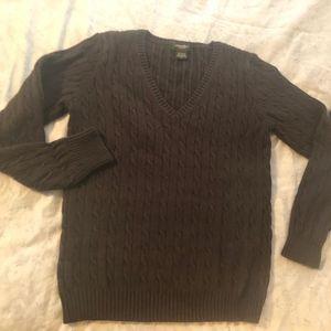 Eddie Bauer Stretch Sweater-size M